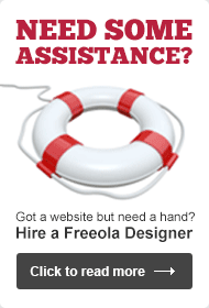 Hire a web designer