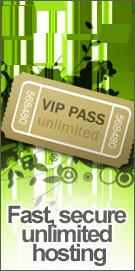 VIP Unlimited Hosting